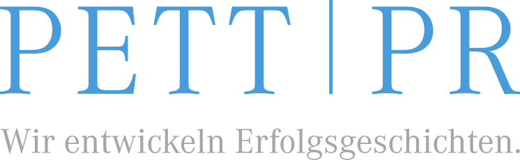 Pett PR | Wir entwickeln Erfolgsgeschichten. (PR-Agentur & Gesellschaft für Unternehmenskommunikation)